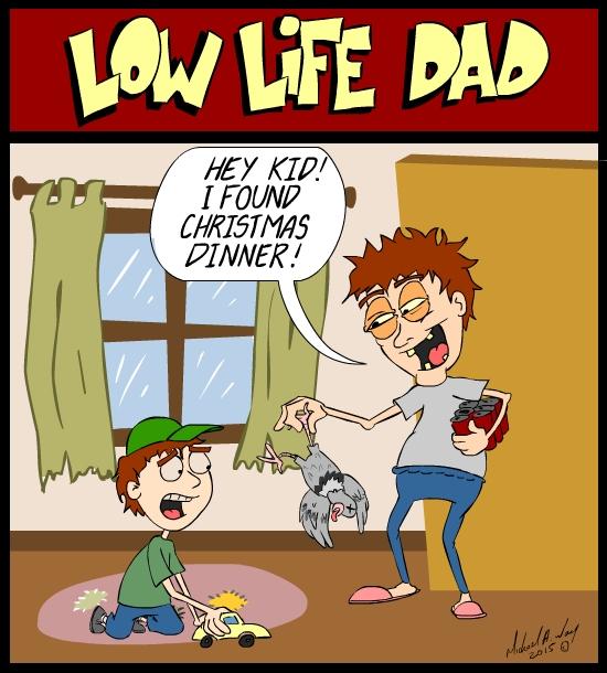 Xmas Cartoon